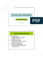 Packed Bed Absorber