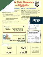 newsletter 9-29-2014