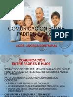 La Comunicacion Familiar
