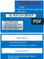 Grupo Focus Group