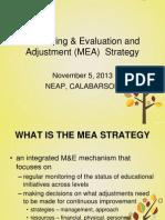 5 MEA Strategy