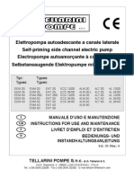 Manuale Elettropompa 4 Lingue Rev 4
