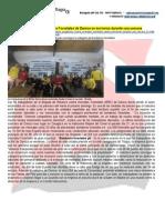 Los brigadistas contra Incendios Forestales de Daroca se encierran durante una semana