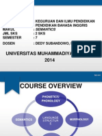 dedy subandowo - mrdowo portal semantics course overview