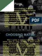 Choosing Mates