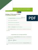 Aplicacion de La Integral en Ingenieria Electronica