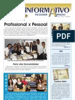 Informativo Faculdade Arnaldo - Novembro de 2009