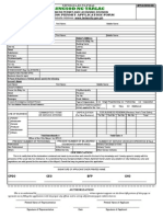 Business Permit Application Form