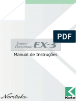 Manual Noritake