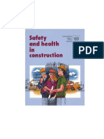 Construction Safety Ilo