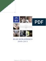 Plan Estrategico Biblioteca Nacional