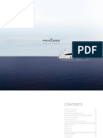 MR Princess Yacht Brochure ENG 2013