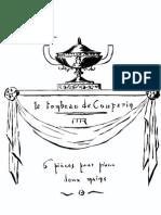 Ravel Le Tombeau de Couperin