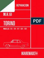 Manual de reparación M.R. 61 Torino modelos 615 - 616 - 617 - 624 -625.pdf