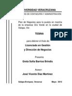 Barrios Brindis Greta