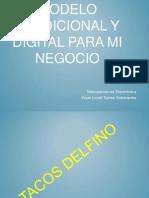 Modelo Tradicional y Digital Para Mi Negocio
