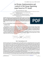 TV Based Model method