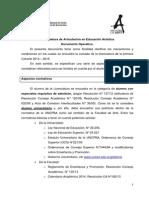 Documento Operativo LicEducArt