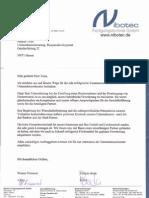 Bewertung der Foerdermittelberatung von Unternehmensberater Markus Tonn | Hamm