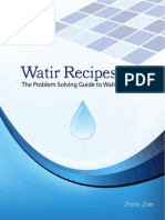 Watir Recipes Sample