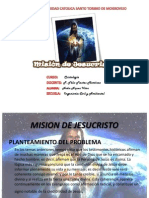 TEMA 11 Misión de Jesucristo