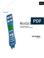 Microcal 20 Dpc User Manual