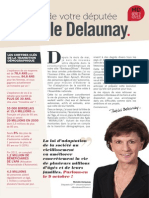 La lettre de Michèle Delaunay