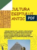 Cultura Egiptului Antic