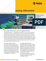 PSV 400 Scanning Vibrometer