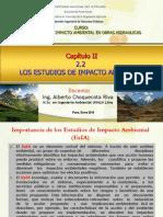 2. Cap 2 Estudios de Impacto Ambiental