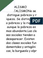 SOCIALISMO CAPITALISMONosedistinguepobrezayriqueza