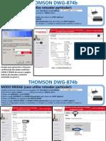 Apresentação Configurações Emta 3.0 Thomson