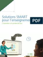 Solutions SMART pour l'enseignement