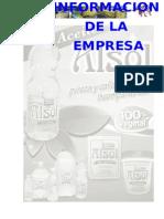 Trabajo Icels Planta Alsol -Uap Ica