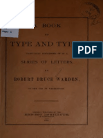 Book of Type Types 00 Ward