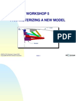 10 Workshop05 Parameterizing a New Model