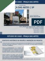 Praça das Artes | São Paulo, SP