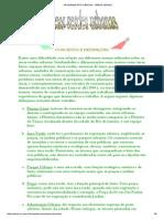 Programa Pró-ciências - Áreas Verdes