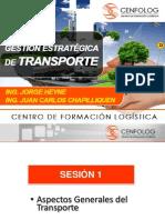 Gestión Estratégica Del Transporte TOTAL
