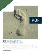 Pie Geriatrico PDF