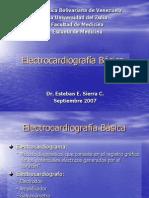 Medicina - Fisiologia. Electrocardiografia Normal (ECG)
