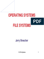Section10 File Systems