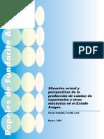 Situación Actual y Perspectivas de La Producción de Cambur y Otras Musáceas en El Estado Aragua, Venezuela.
