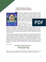 Meditacao De Tara Verde, Composta por Lama Thubten Zopa Rinpoche.pdf