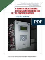 Reporte Puesta Servicio Avr U-2-3 Nonoalco