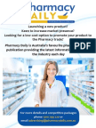 Pharmacy Daily for Mon 29 Sep 2014 - Call for 6CPA 2 year limit, CMA $70m savings call, Hospital admission up, Don't rest on laurels, and much more