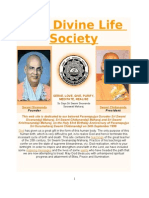The Divine Life Society