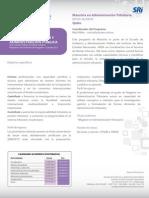 Brochure Publicitario 3era Edicion
