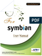 AdoreSoftphone for Symbian UserManual