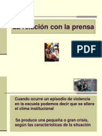 Tic y Violencias